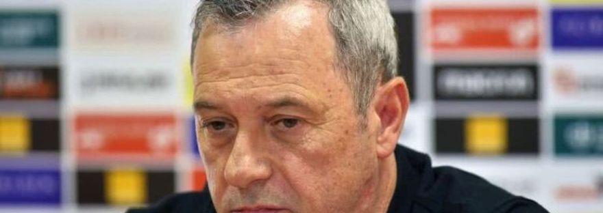 Mircea Rednic este suparat de arbitrajul lui Radu Petrescu