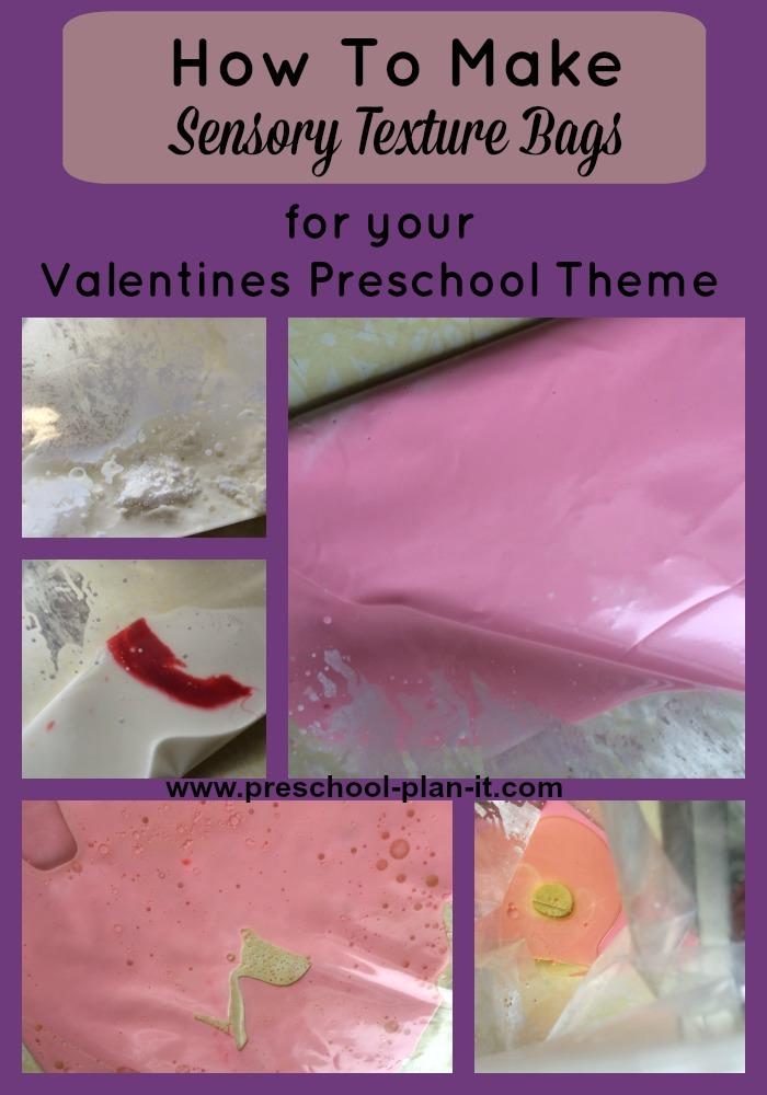 Valentines Day Theme For Preschool