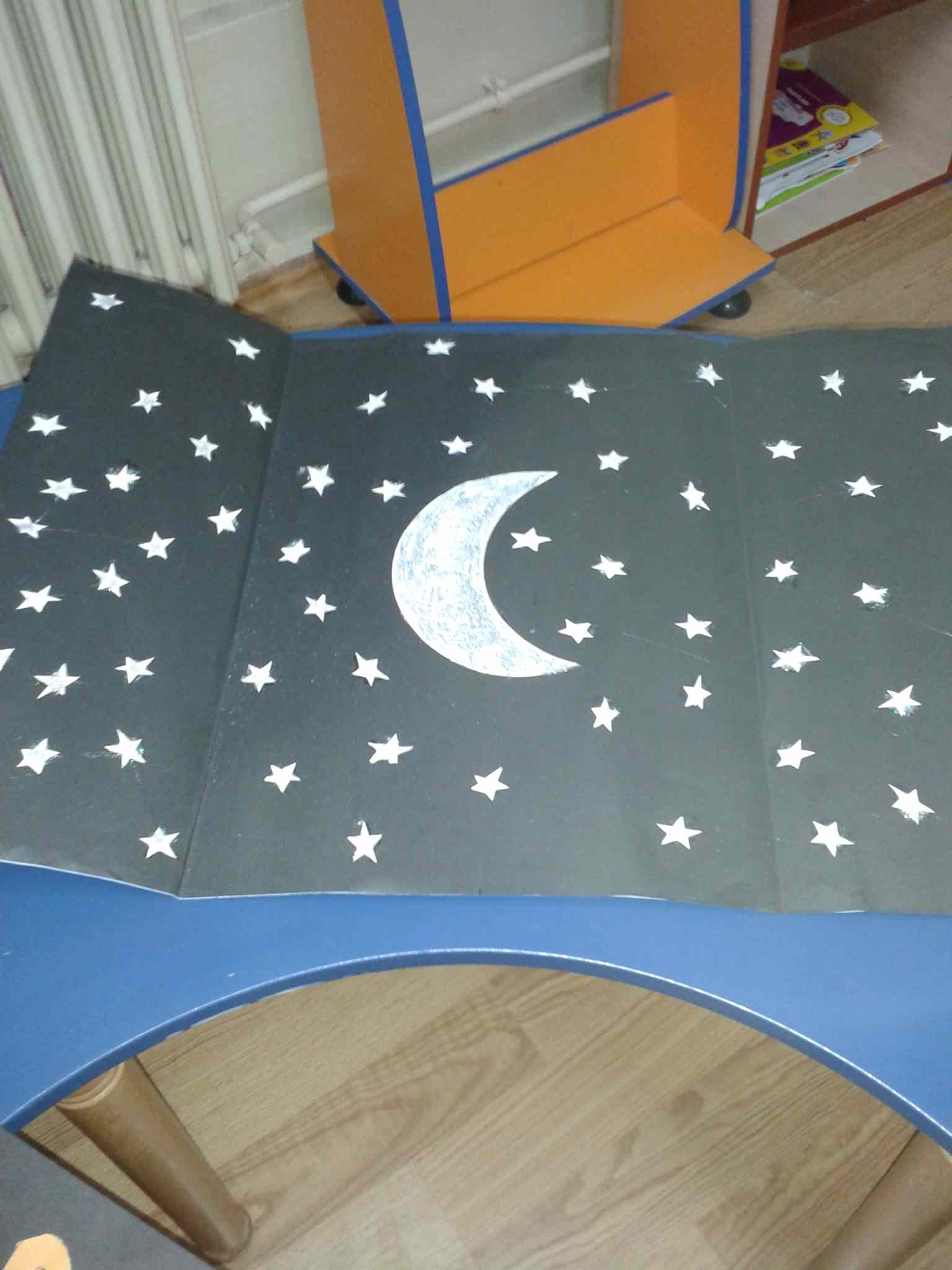 Moon Craft Ideas For Kids