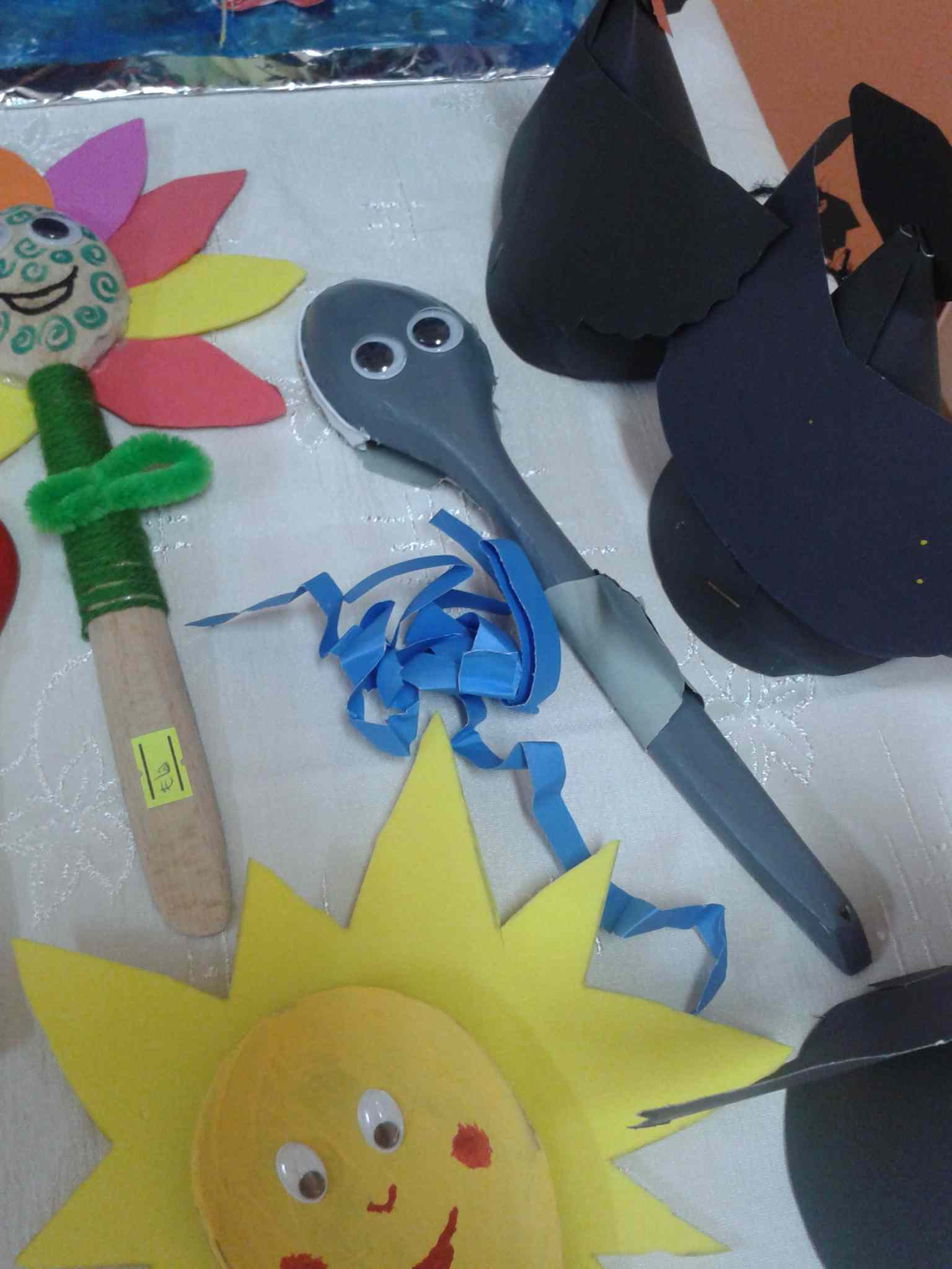 Spoon Crafts For Kids