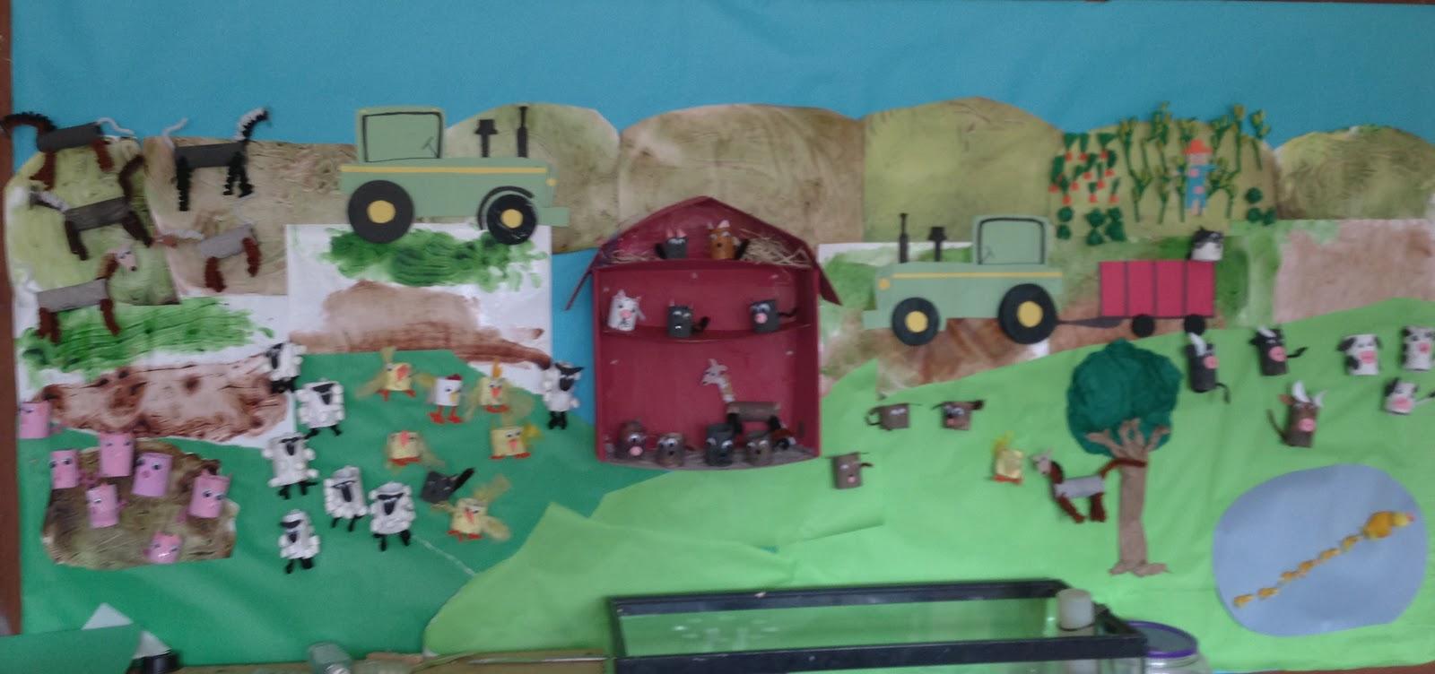 Arctic Animal Preschool Projects
