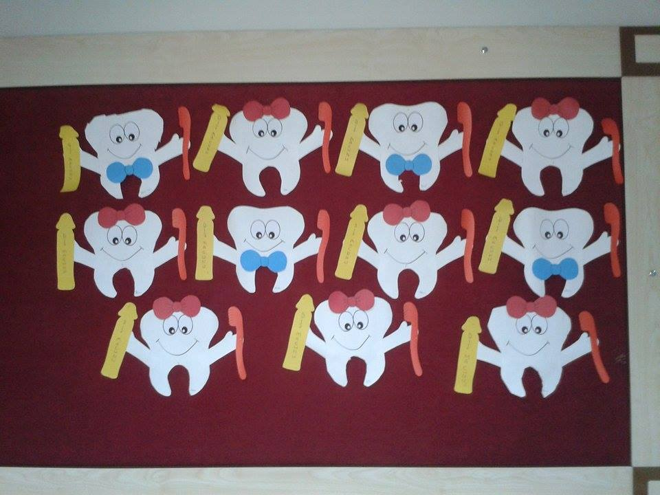 Dental health craft idea for kids   Crafts and Worksheets for     This page