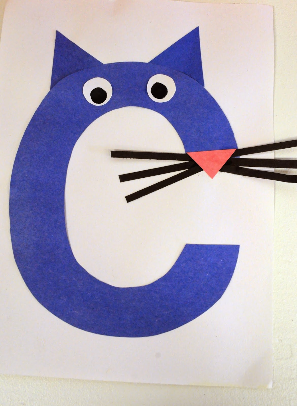 Letter C Crafts For Preschool