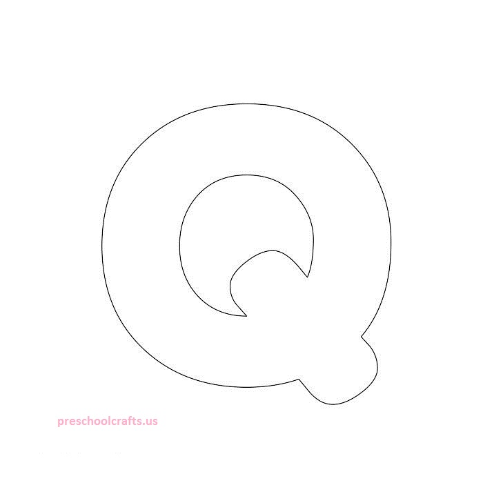 Q Tip Painting Template