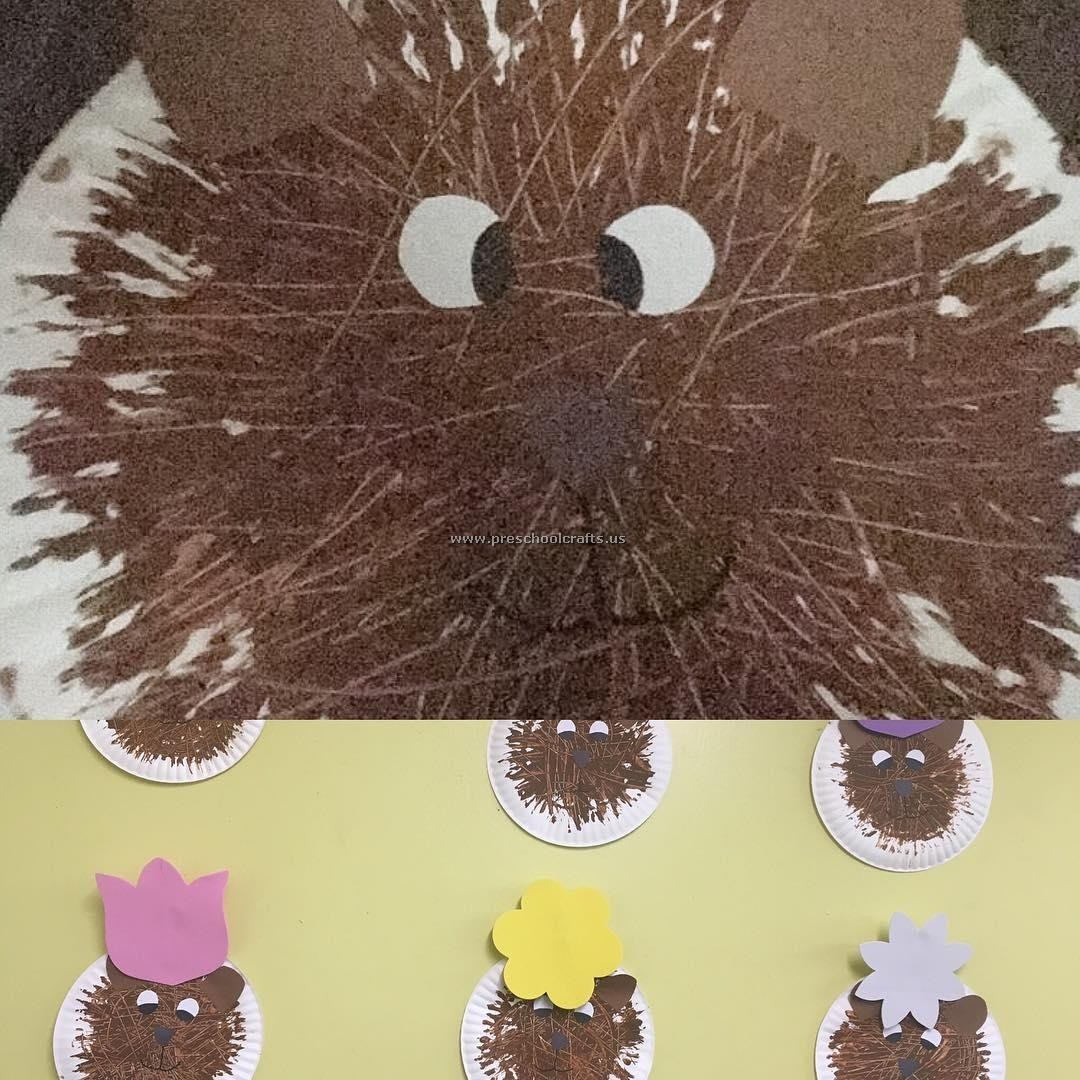 Bear Crafts Ideas For Primary School