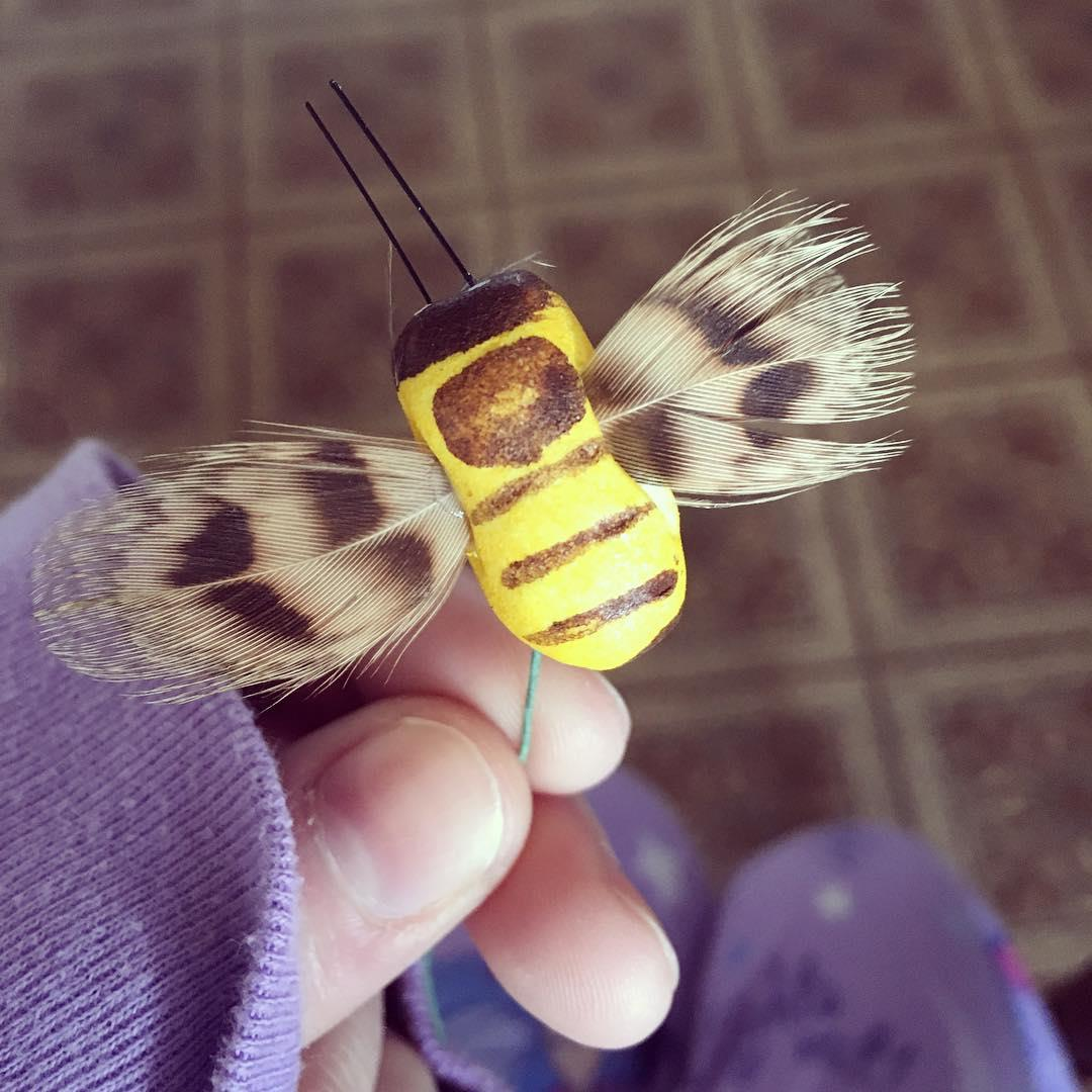 Bee Crafts Ideas For Kids And Preschool Preschool Crafts