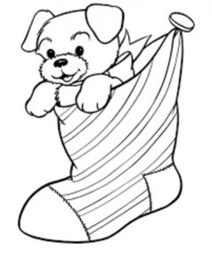 preschool christmas coloring pages # 63