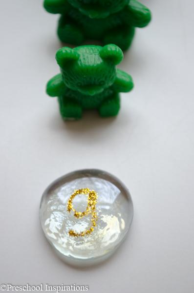 Glass Bead Moveable Alphabet-5