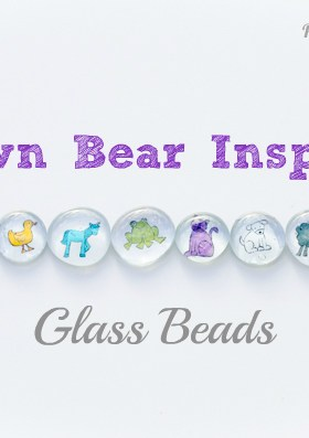 Free Printable for Glass Bead Story Pieces