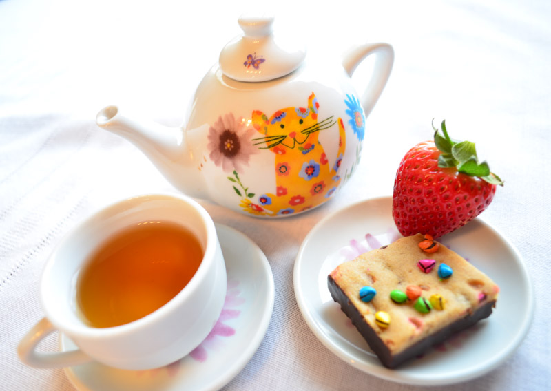 Tea Time Tradition with Children #BlissfulMoments #CollectiveBias