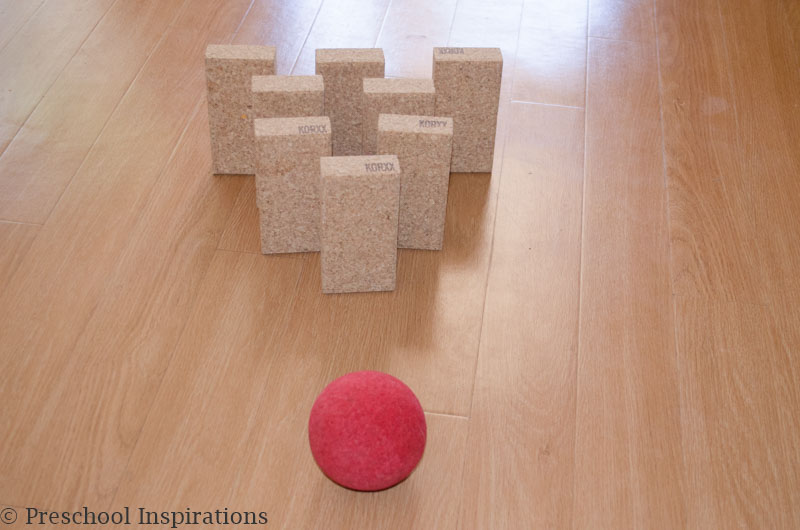 Block play is an amazing way for children to learn STEAM and for open-ended play. These quiet blocks are perfect for balancing, and they are soft and lightweight.
