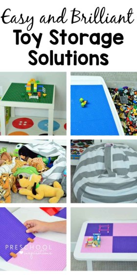 Brilliant and Easy Toy Storage and Organization Solutions