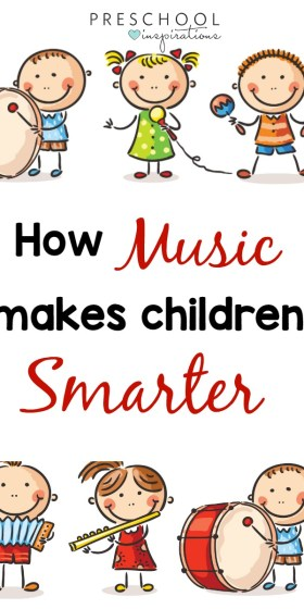 How Music Makes Children Smarter