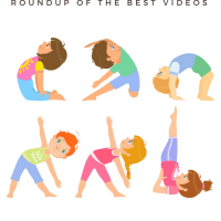 The Best Kid Yoga Videos