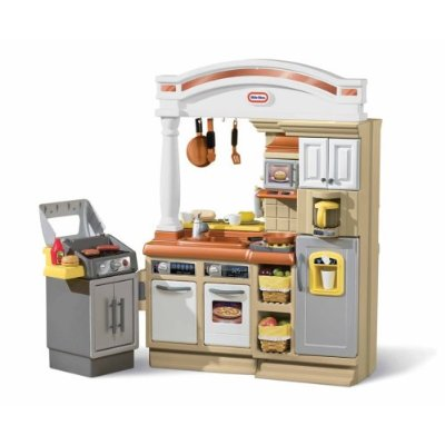 Little Tykes Sizzle N Serve Kitchen & Toy Kitchen Product Image.