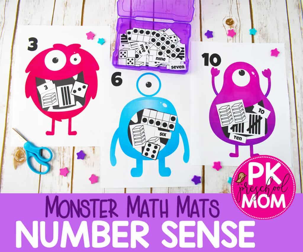 Number Sense Worksheets Amp Games