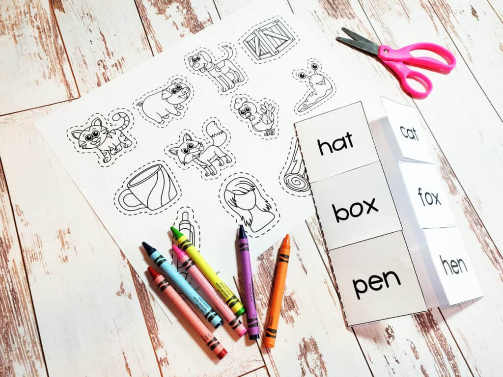 Rhyming Activities For Preschool