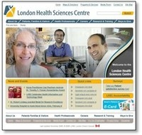 London Health Sciences Centre and London Health Sciences ...