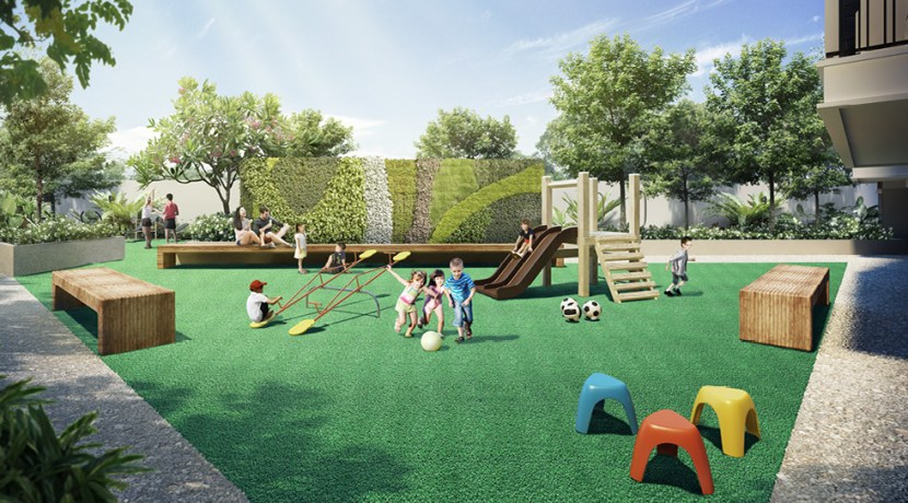 One Antonio Amenities - Playground