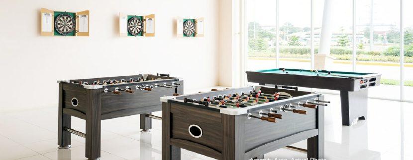 SMDC Tagaytay Condo Game Room