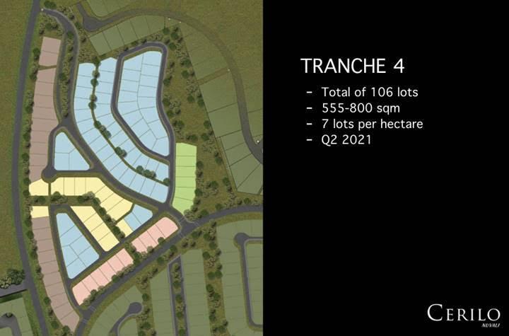 Cerilo Development Plan