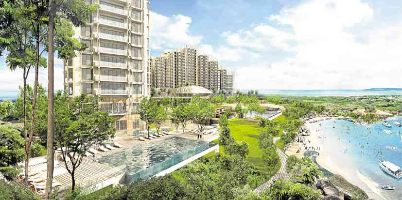 Amenities at Aruga Mactan by Rockwell