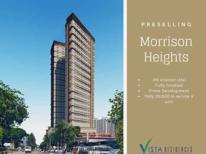 Morrison Heights - pre selling condo near UST