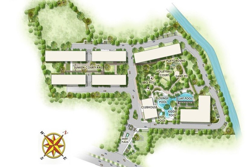 Panglao Oasis Site Development Plan