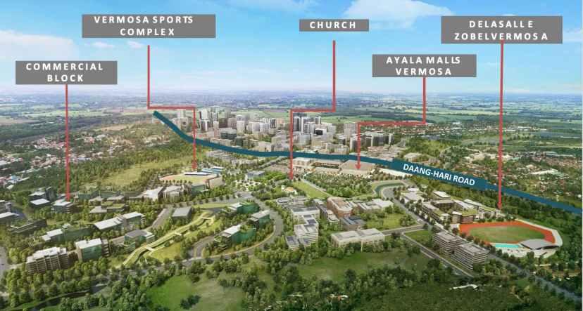 Ardia Vermosa Site Development Plan