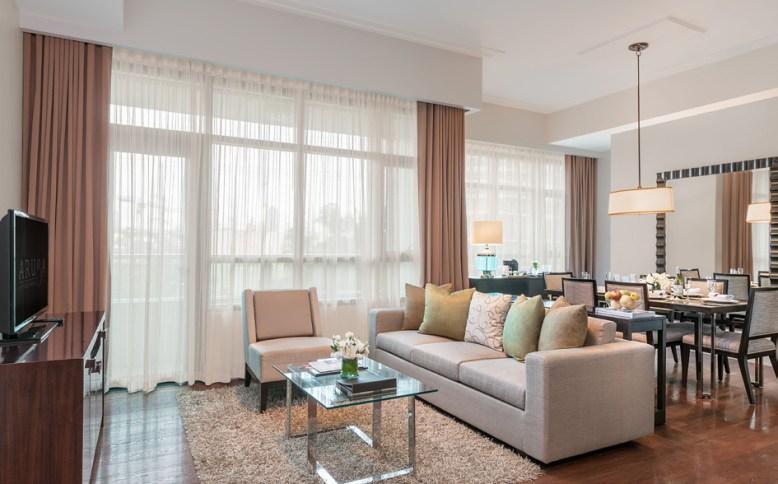 Aruga Apartments Units