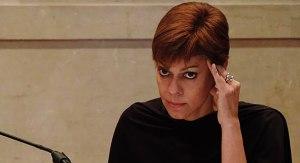 María de Lourdes Santiago, candidata a la gobernación por el PIP.  (Foto/Suministrada)