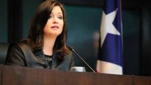 Maite Oronoz, Jueza Presidenta del Tribunal Supremo de Puerto Rico. (Foto/Suministrada)