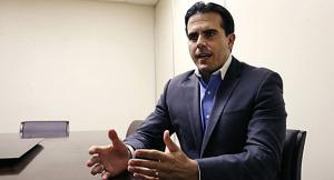 Dr. Ricardo Rosselló Nevares, candidato a la gobernación por el Partido Nuevo Progresista. (Foto/Suministrada)