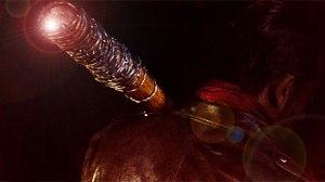 """Negan promete ser uno de los villanos más despreciados de la serie """"The Walking Dead"""". (Foto/suministrada)"""