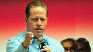 David Bernier, candidato a la gobernación por el Partido Popular Democrático (PPD).  (Foto/Facebook)