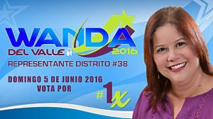 Wanda Del Valle. (Foto/Suministrada)