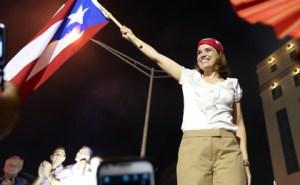 Carmen Yulín Cruz Soto,  alcaldesa de San Juan. (Foto/Suministrada)