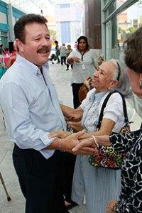 José Carlos Aponte, alcalde de Carolina. (Foto/Suministrada)