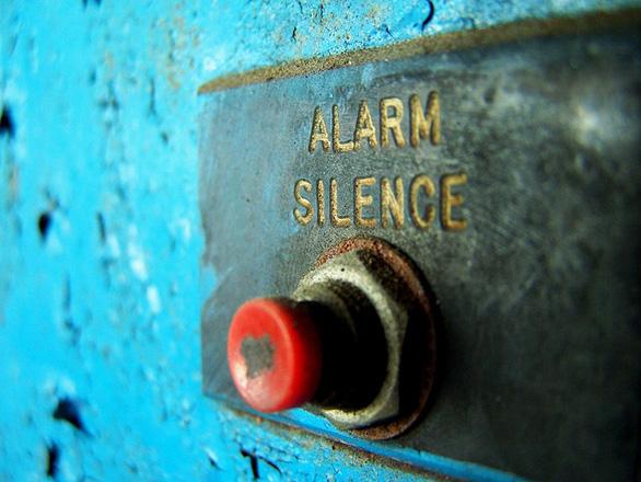 Alarma silenciosa