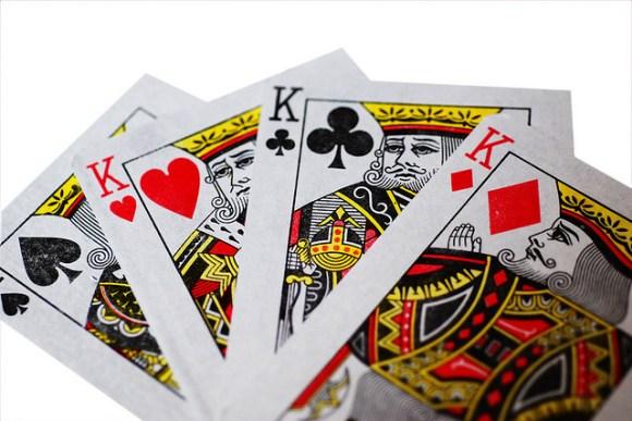 Póquer de reyes