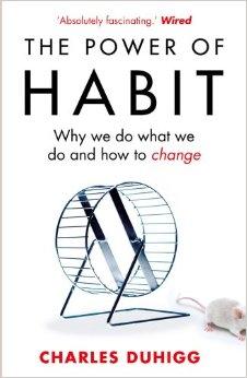 "Portada del libro ""The Power of Habit"" de Charles Duhigg"