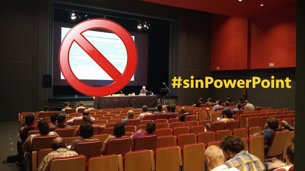 Apúntate al reto #sinPowerPoint: tu próxima presentación, sin diapositivas