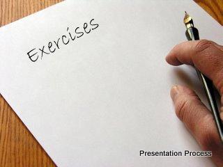 Presentation Activities Graphic