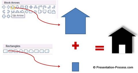 House Icon for PowerPoint