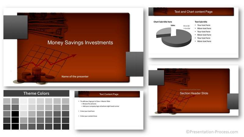 Money Title Slide