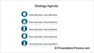 Strategy Agenda