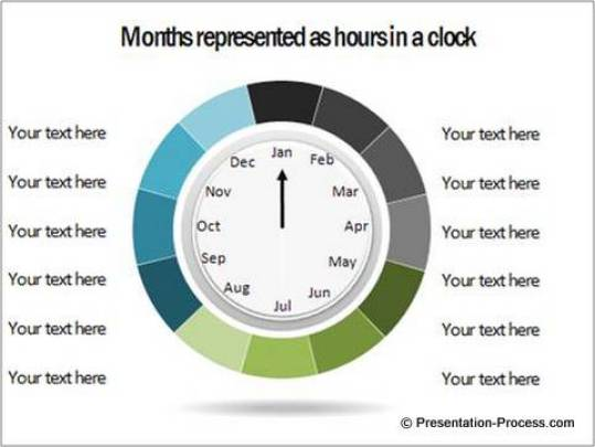 PowerPoint Clock