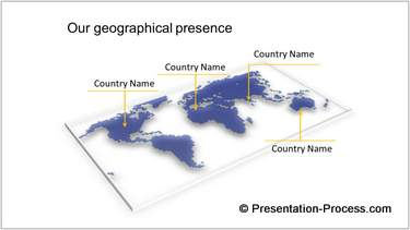 Map Geographic Chart