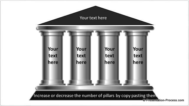 PowerPoint Pillar