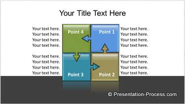 PowerPoint Arrow Puzzle
